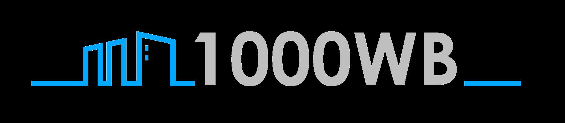 1000WB Logo